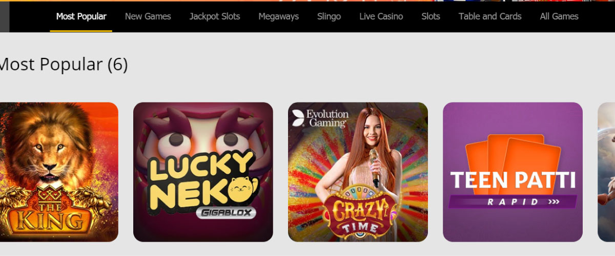 10Cric Casino Review