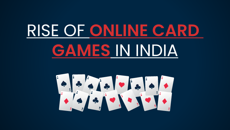 rise of online card games in india