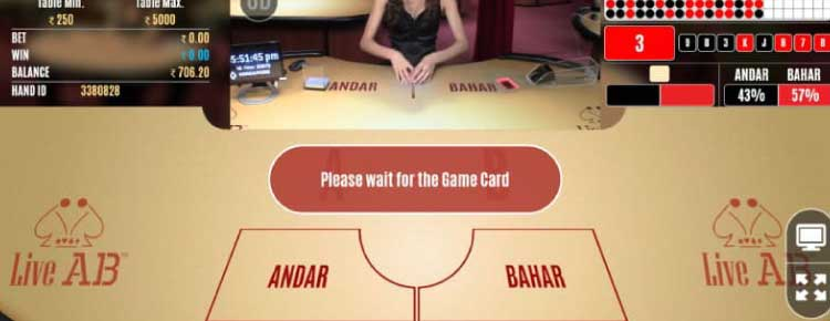 Andar Bahar Game – How To Play, Top Online Platforms