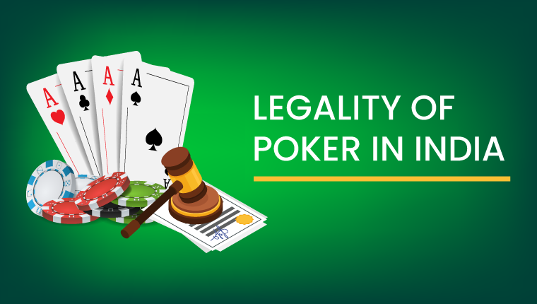 legality of poker in india