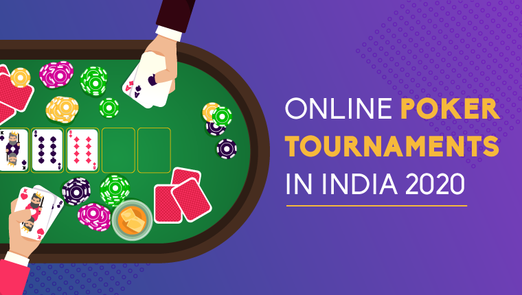 online poker tournament in india 2020