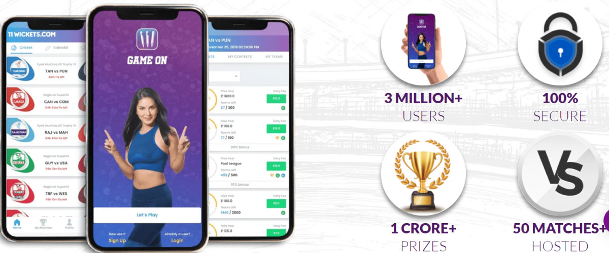 myteam11 fantasy sport in india