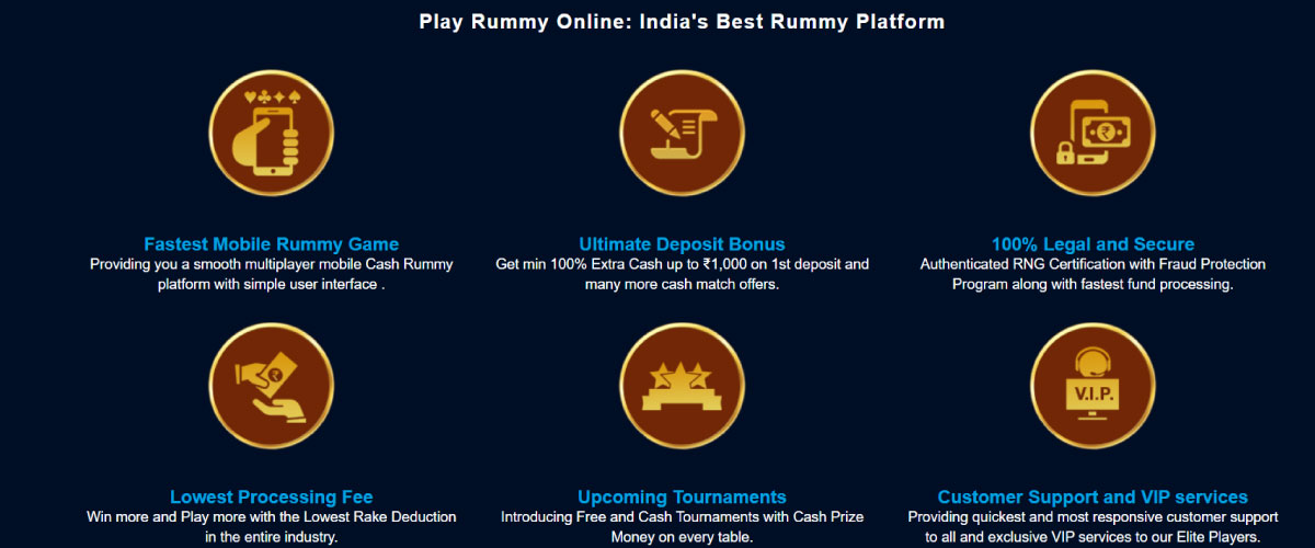 play rummy india