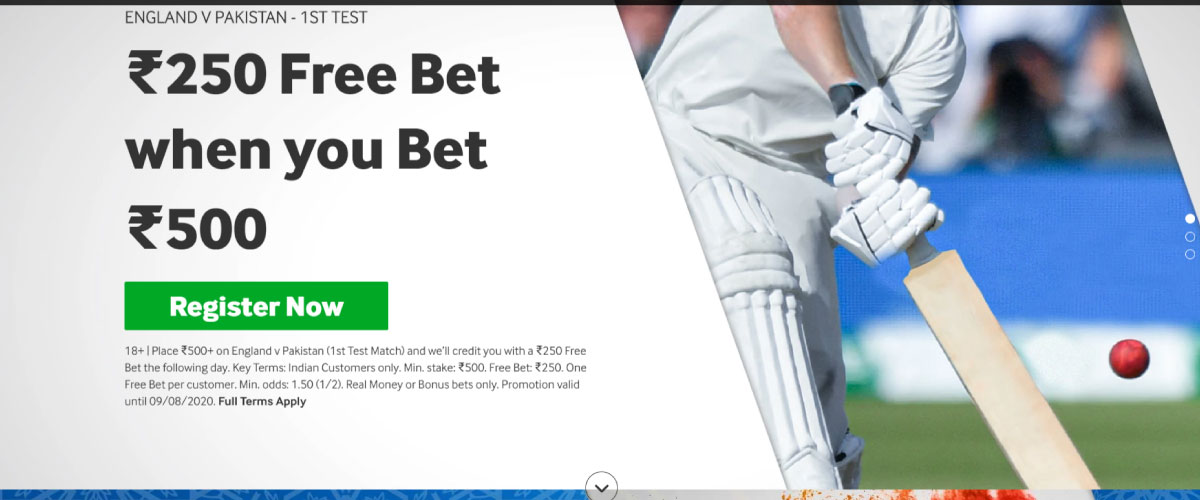 betway sportbetting india
