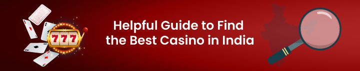 Guide to Best Online Casinos