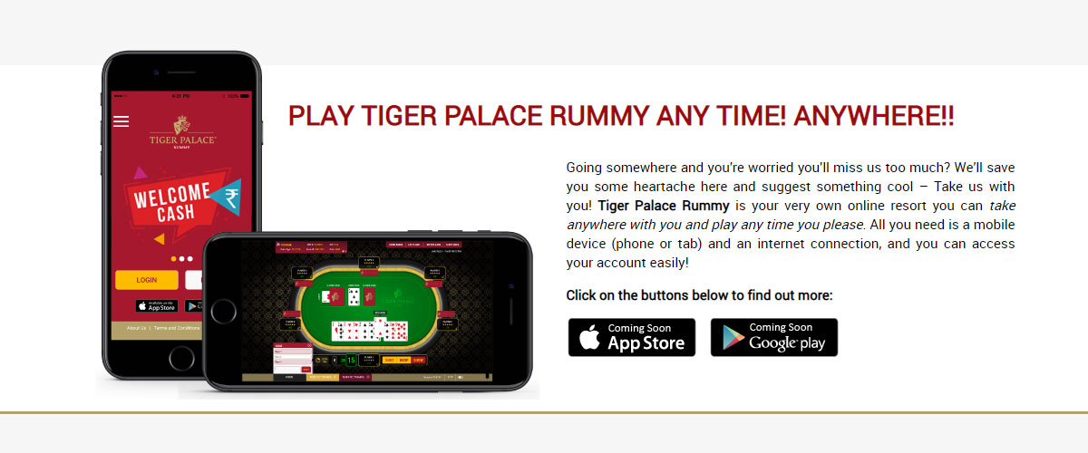 tiger palace rummy