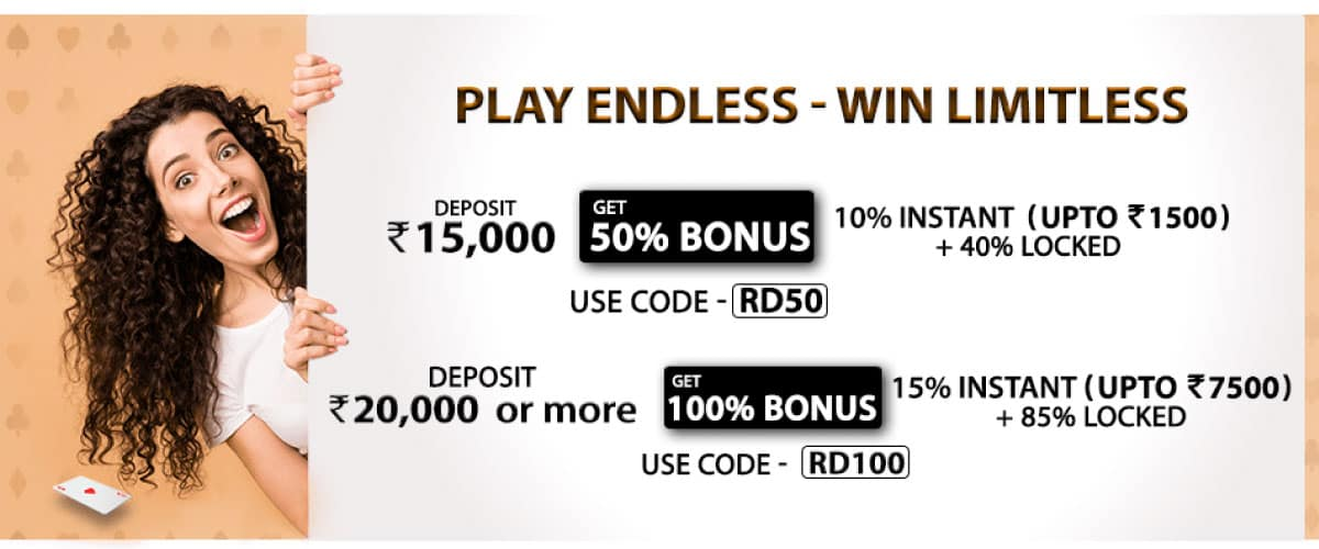 Play endless with rummy dangal