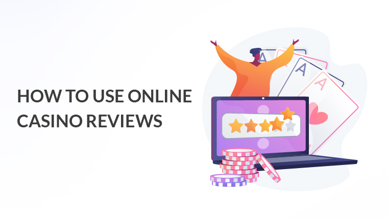 use online casino review