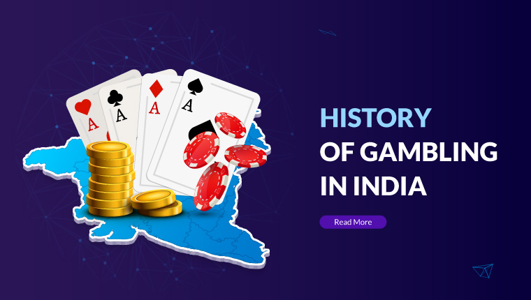 History of gambling in India