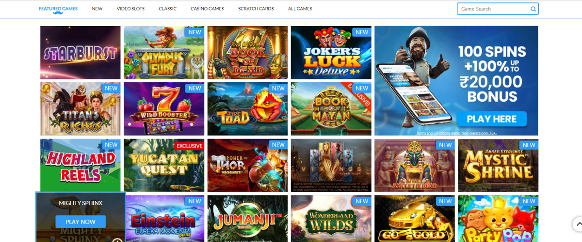 Mr.play casinos Games Variety and its Software Providers