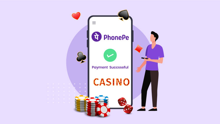 Best Casinos that accept PhonePe